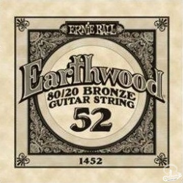 Струны Ernie Ball Earthwood 1452, 11-52